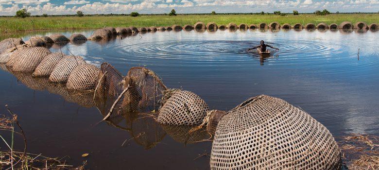 Lovci na izvir Nila